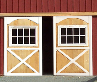 Large Barn Doors